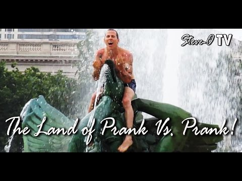 The Land of Prank Vs. Prank - Steve-O klip izle