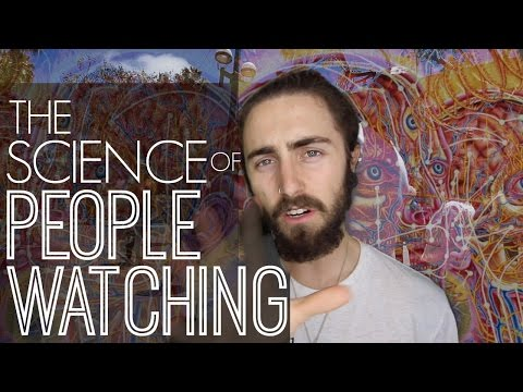The Science of People Watching! (And How it Can Help Us)
