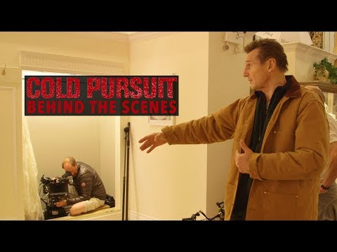 'Cold Pursuit' Behind The Scenes