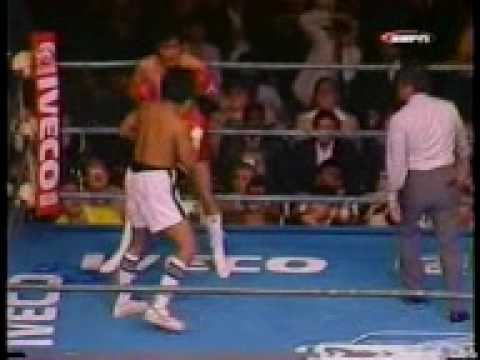 Roberto Duran vs Pipino Cuevas Part 2 Video