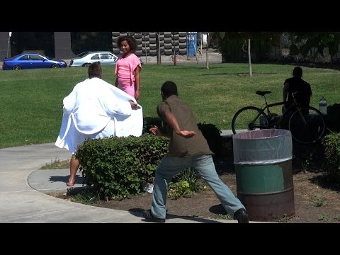 Flashing Children Prank!