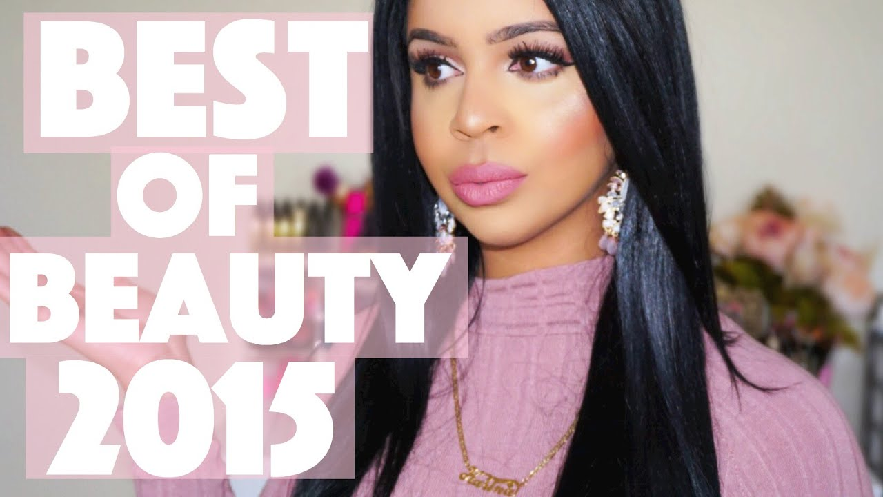 Best of Beauty 2015 | Best Holy Grail Beauty Products of the Year!