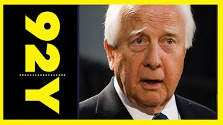 David McCullough with Adam Gopnik: The Greater Journey