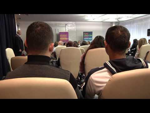 RMUSP Inaugural Gala in Belgrade