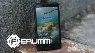 Nokia Lumia 625 Обзор. Подробный Видеообзор Nokia Lumia 625 от FERUMM.COM -TECHPOINT-