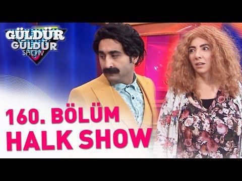 Güldür Güldür Show 160. Bölüm | Halk Show