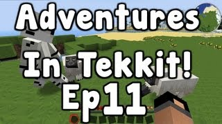 Opened Up The Tekkit Server - Tour 1