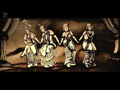 Manipur Tourism Sand Animation Film