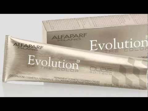 Alfaparf Milano & Evolution of the Color Cube