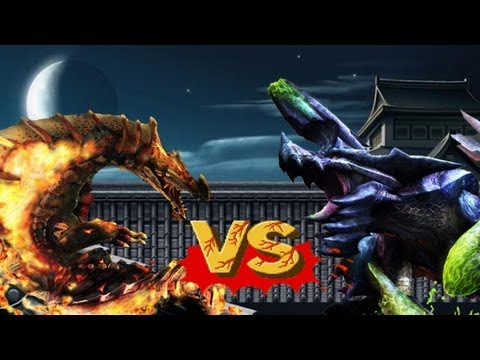 Monster Hunter X Street Fighter