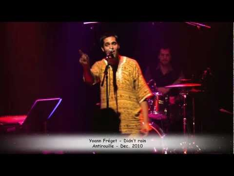 DIDN'T IT RAIN - Mahalia Jackson' Song - covered by Yoann Freget - 2010