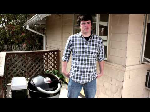 Brian D. Reviews His Char-Broil Grill