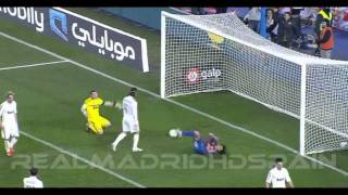 Barcelona 2 2 Real Madrid   Copa del Rey 11 12 HD 25 01 2012 El Clásico   All Goals   Audio COPE