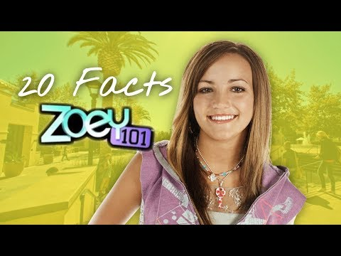 20 Facts About Zoey 101