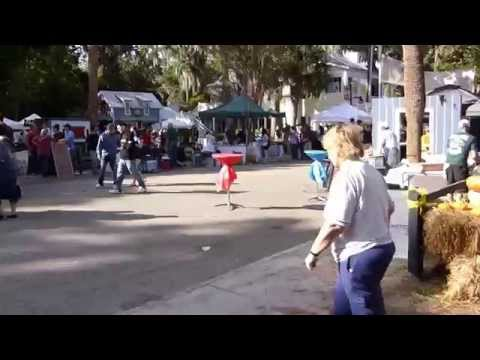 2014 Historic Bluffton Arts and Seafood Festival