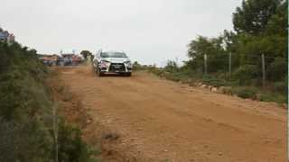 World Rally Championship, Italy - Sardinia 21.10.2012