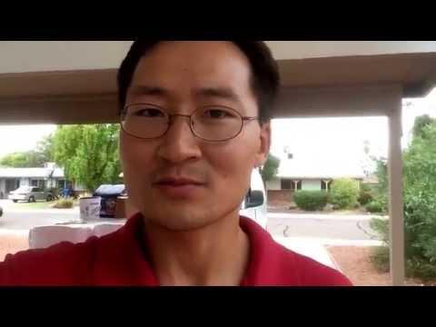 APS energy auditor reviews Aeroseal product in Arizona