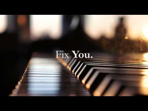 Coldplay - Fix You (J-Me Piano Cover)