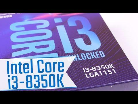 Intel Core i3-8350K: Coffee Lake economico per l'overclock