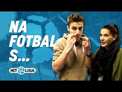 Na fotbal s Monikou Timkovou a Vaškem Matějovským do Liberce