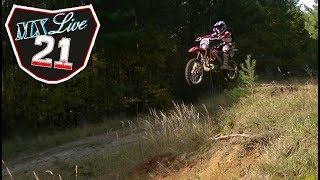 MX Live 21. TWO STROKE по лесу.