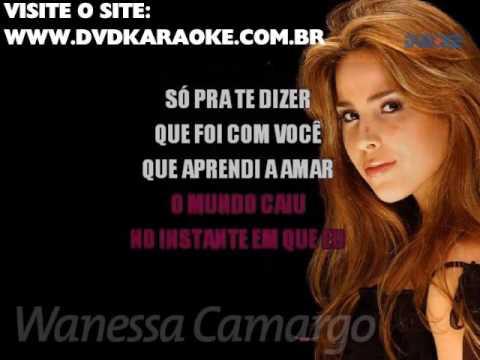 Wanessa Camargo   Tanta Saudade