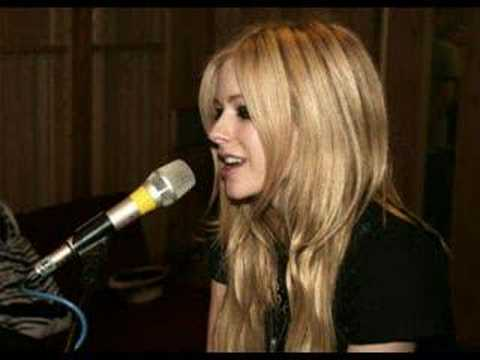 Avril Lavigne sings 'The Scientist' by Coldplay Music Videos