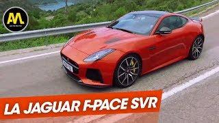 Jaguar F-Pace SVR : Un modèle d'exception !