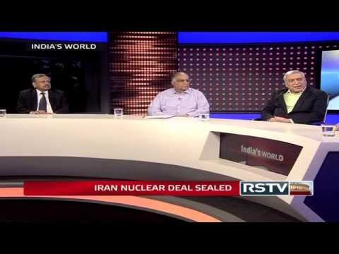 India's World - Iran Nuclear Deal sealed
