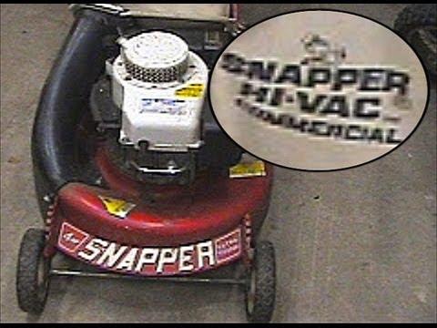 Snapper Mower Drive System Repair Model 214x1pr Youtube