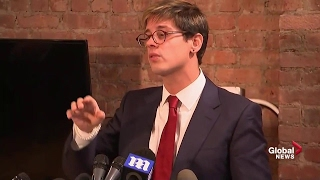 Download Milo Yiannopoulos issues statement following Breitbart resignation 3Gp Mp4