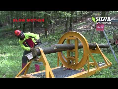 Das Video gibt einen Einblick in die Arbeitsweise am Spannungssimulator. Mit diesem Gerät können, zur �bung der korrekten Holzschnitttechnik, verschiedene Dr...