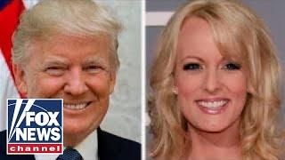 White House downplays Stormy Daniels lawsuit
