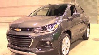 2017 Chevrolet Trax New Face