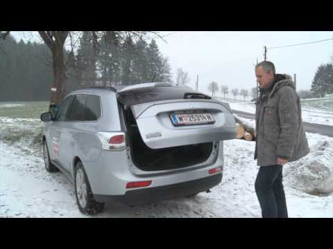 Mitsubishi Outlander 2.2 Diesel - Weekend Magazin Autotest