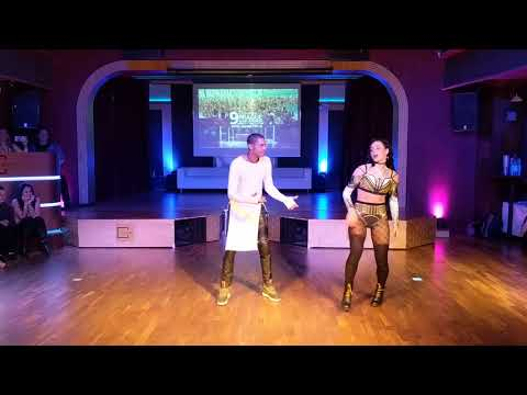 PZC2018 with Dana & Marcelo in Performance ~ video by Zouk Soul