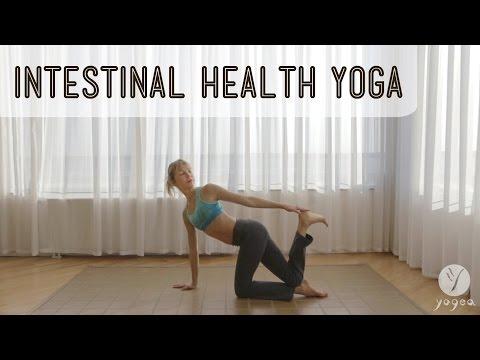yoga darm anregen
