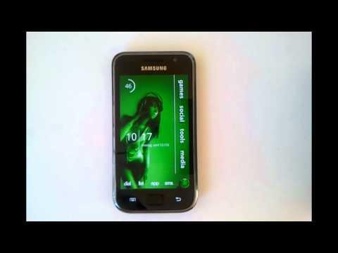 Samsung Galaxy S LiteNing ROM v4.2 GINGERBREAD