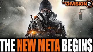 THE NEW META BEGINS IN THE DIVISION 2   BEST AR BUILD FOR NEXT PATCH