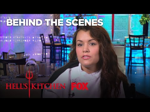 HELL'S KITCHEN | Season 14 Contestant: Michelle | FOX BROADCASTING