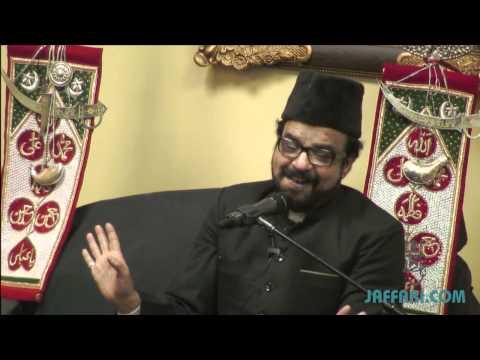 24th Muharram 2014:1436 Maulana Abid Bilgrami