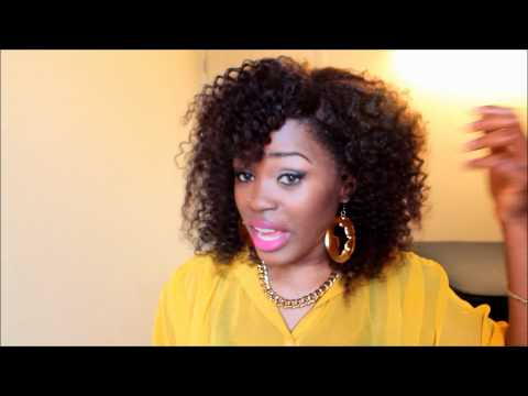 Twistout On Kinky Curly Full Lace Wig by Bestlacewigs(SW033)