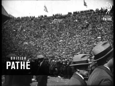 La Final del Caballo Blanco en Wembley