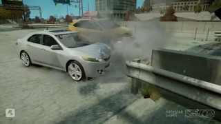 Crash Compilation GTA 4