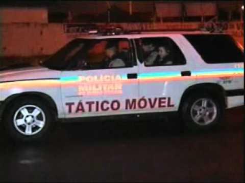 Falsa denúncia de invasão domiciliar leva polícia ao bairro Jardim das Palmeiras