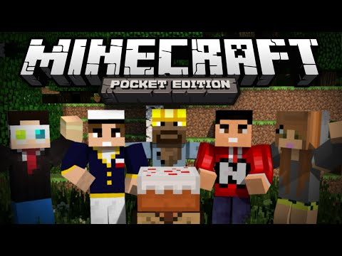 MCPE YouTuber Statues Map Minecraft Pocket Edition