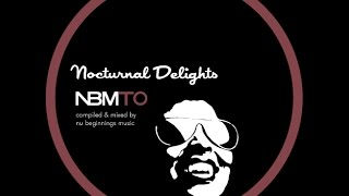 DEEP SOULFUL HOUSE - NOCTURNAL DELIGHTS - DEC 2014
