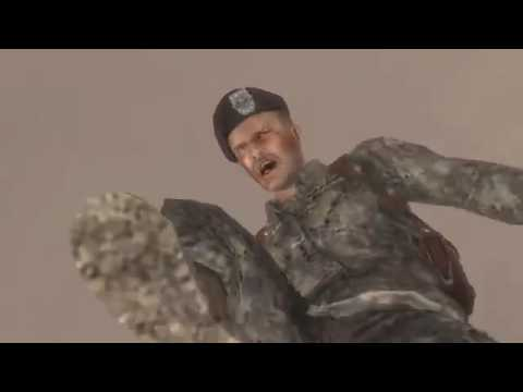 Концовка Call Of Duty Modern Warfare 2