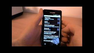 CyanogenMod 7 on Samsung Galaxy S II