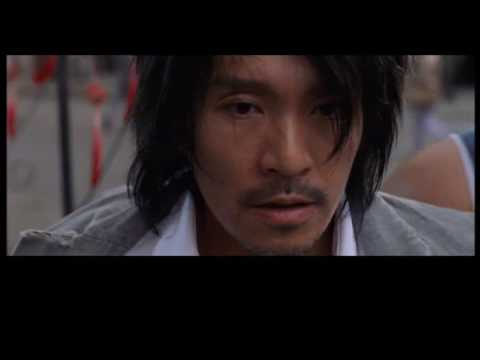 Kung Fu Hustle - Despair and Despondency with a Lollipop twist...